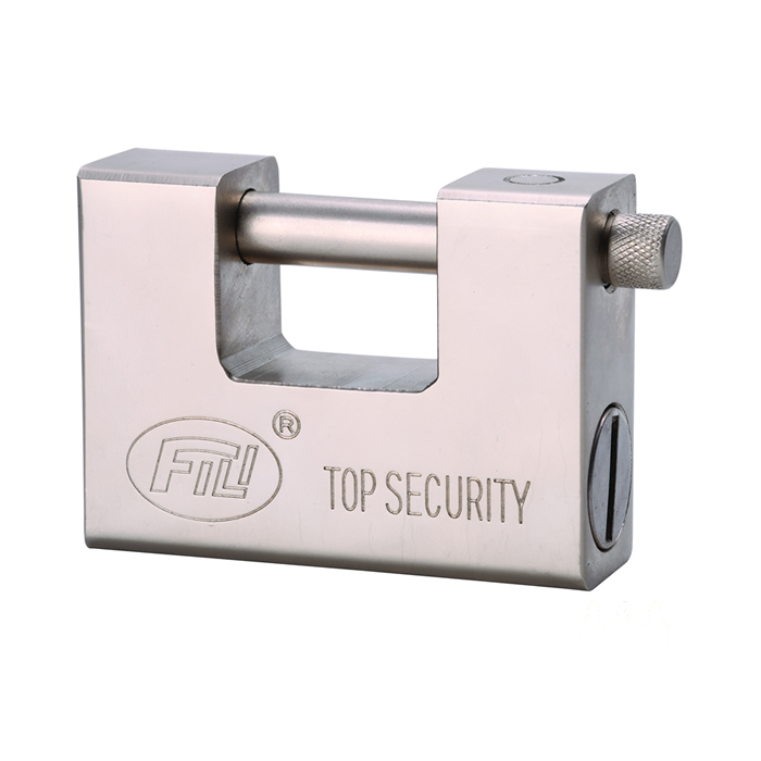 菲力亚光钢锁